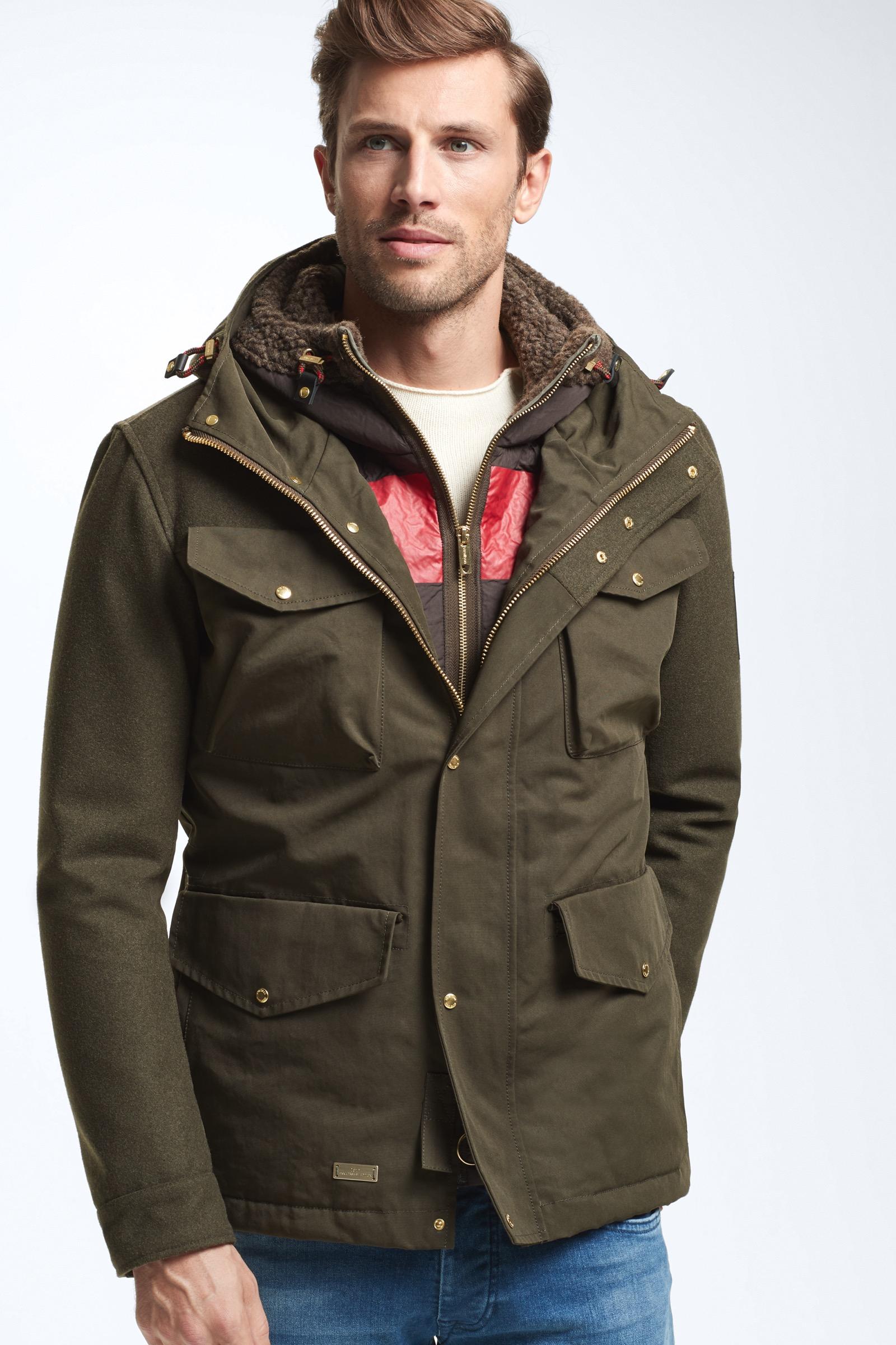 Strellson 20% auf den Sale, zB.: 3in1-Jacke Metropolitan