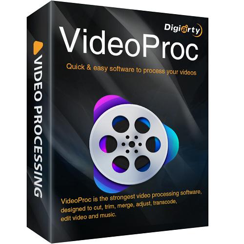 [Windows/MAC] Digiarty VideoProc Video Konverter (YouTube Downloader)