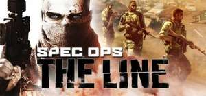 Spec Ops The Line Steam 4,99€ bis Fr 19uhr