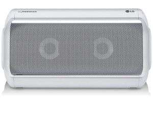LG Xboom Go PK7W, Bluetooth Lautsprecher, Ausgangsleistung 40 Watt (30 Watt Bei Akkunutzung), Weiss [Mediamarkt & Amazon]