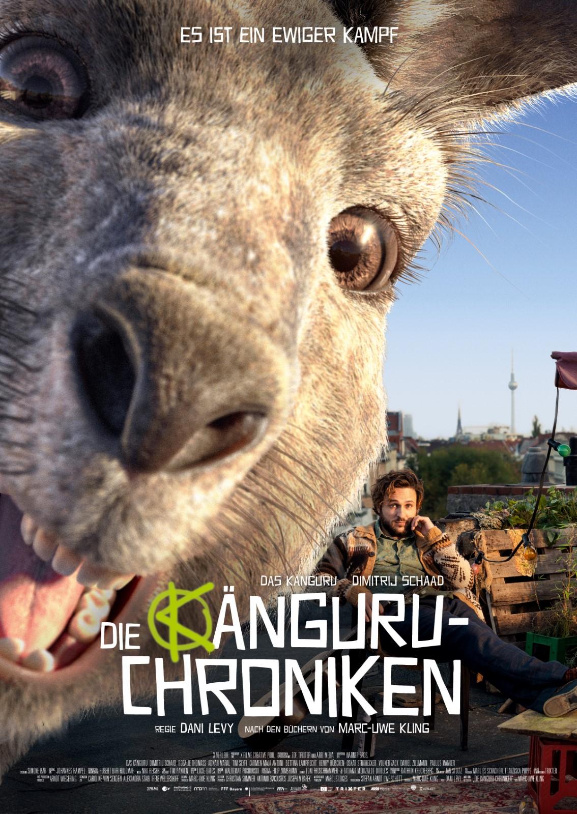 [amazon] [iTunes] Die Känguru-Chroniken in HD leihen