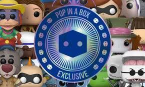 5 für 45€! Funko Pop Figuren versandkostenfrei (Pop In A Box)