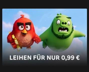 [Rakuten.TV] Angry Birds 2 in 4K UHD Stream leihen für 0,99€, alternativ auch für 99 Rakuten Superpunkte effektiv als Freebie