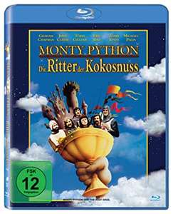 Die Ritter der Kokosnuss (Blu-ray) für 5,59€ (Amazon Prime & Media Markt Abholung)
