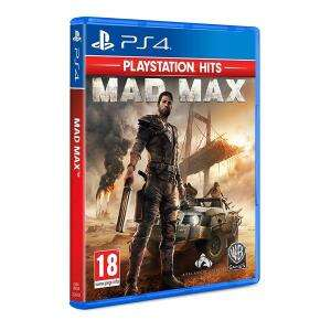 Mad Max - PlayStation Hits (PS4) für 12,80€ @ Base.com