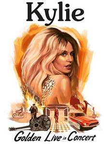 [Amazon] Kylie-Golden-Live in Concert (2CD+DVD) aus 2019 * inkl. AutoRip * Kylie Minogue * Prime