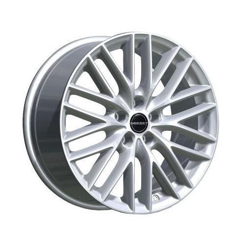 Borbet BS 5 - 7x16 ET 40 5x115 Brilliant Silver