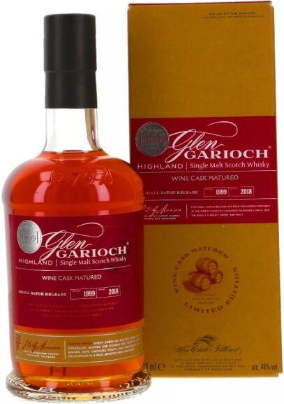 Whisky-Übersicht #27: z.B. Glen Garioch 1999/2018 Wine Cask für 79,90€, Glenlivet Distiller's Reserve Triple Cask für 42,80€ inkl. Versand