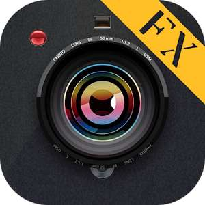 KOSTENLOS Android App - Manual FX Camera - FX Studio (4.5*) - Google Play