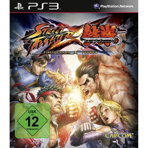 [Amazon]Street Fighter X Tekken (PS3) für 12,17 EUR