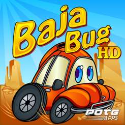 Baja Bug Offroad Hero HD | IOS