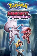 Pokémon – Der Film: Genesect und die wiedererwachte Legende kostenlos im Stream (Pokemon TV)
