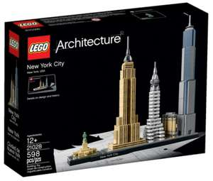 Lego 21028 - Architecture New York City