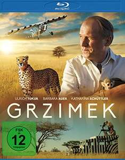 Grzimek - Zweiteiliger Spielfilm über Bernard Grzimek in der ARD Mediathek