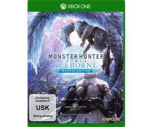 Sammeldeal z.B Monster Hunter: World - Iceborne Master Edition (Xbox One)[Expert]