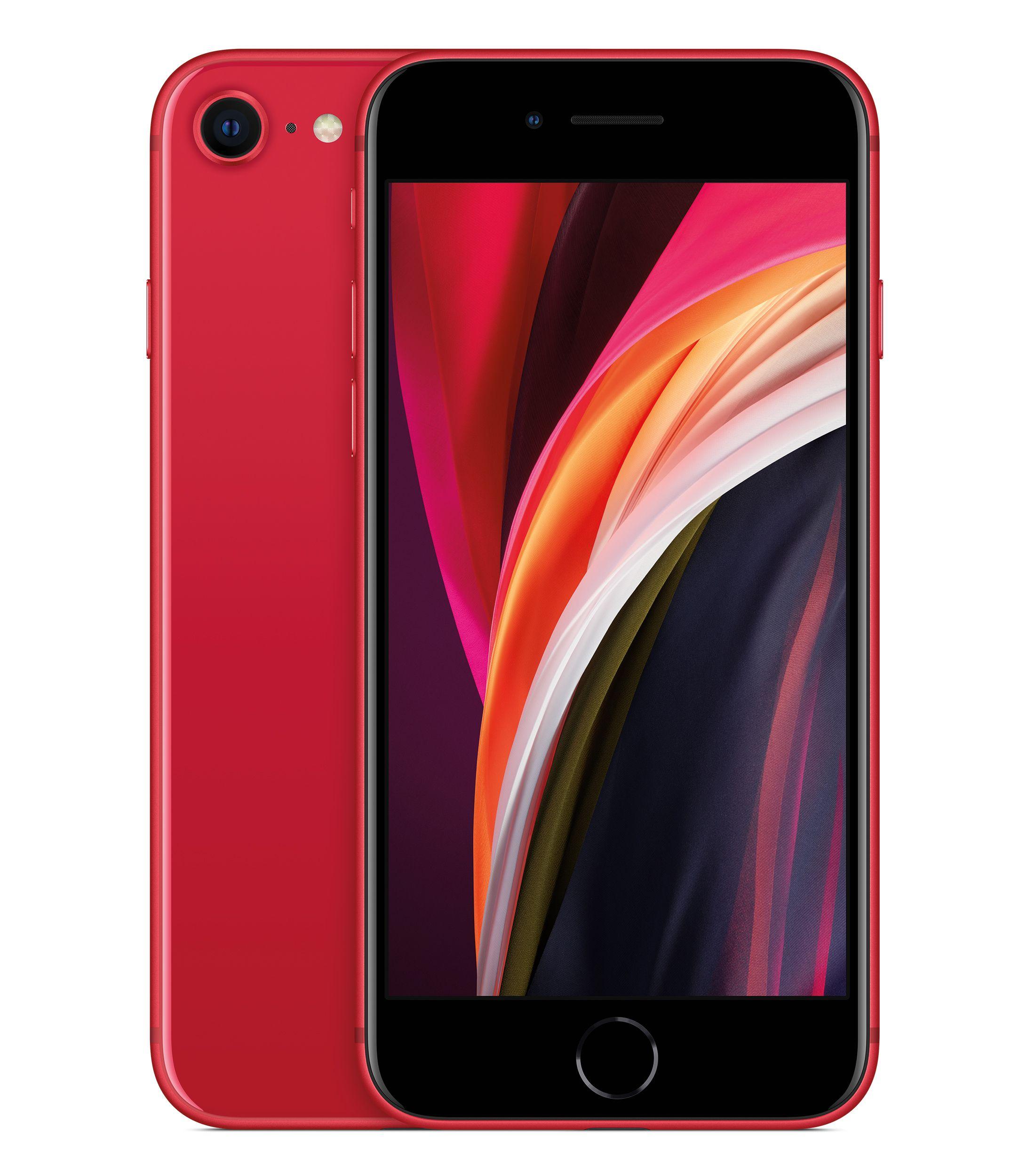 "Apple iPhone SE (2020) 64/3GB - A13 Prozessor (498K Antutu) - 4,7"" HD Ready - 1821mAh Akku | 128GB für 462,60€"