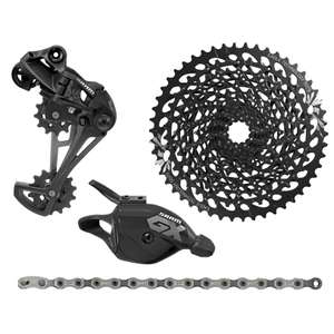 [MTB] SRAM GX Eagle Kit 1x12-fach - Trigger oder Gripshift - Upgrade-Set