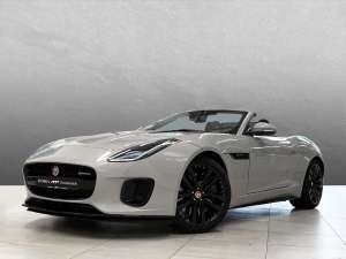 Privatleasing: Jaguar F-Type 3.0 / 380 PS für eff. 525€ im Monat / LF: 0,46 - GKF: 0,48