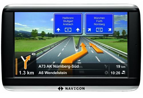 NAVIGON 42 Plus Navigationssystem B-Ware