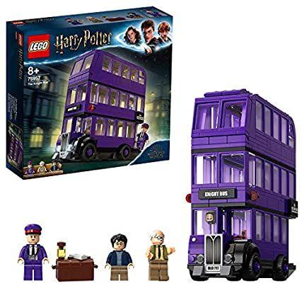 [Prime] LEGOHarryPotter und der Gefangene von Askaban– Der Fahrende Ritter (75957), Bauset - €26.69 @ Amazon