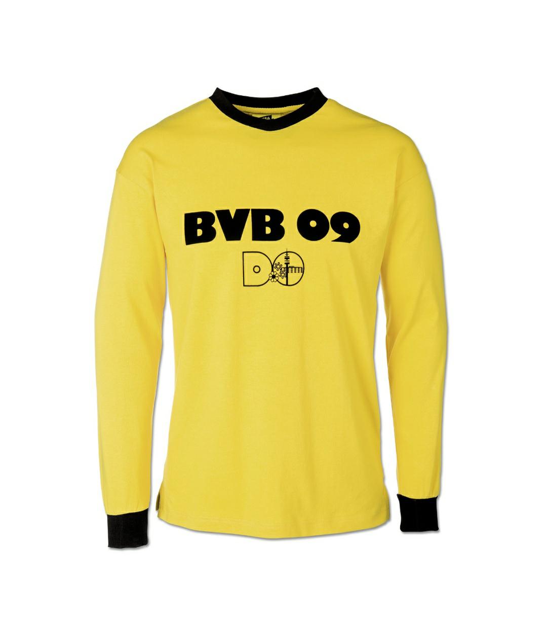 BVB Retrotrikot 1975 Borussia Dortmund Derby