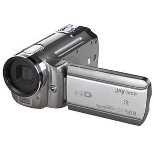 [jawoll.de]JAY-Tech VideoShot HDV5031 HD Camcorder