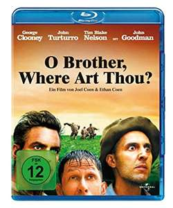 O Brother, where art thou? (Blu-ray) für 5,39€ (Amazon Prime & Dodax)