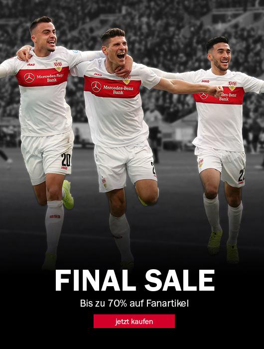 JAKO Fanshop Final Sale z.B. Trikot VfB Stuttgart oder Bayer Leverkusen