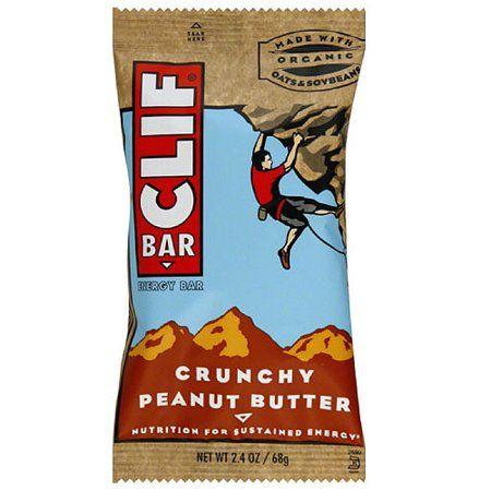 Clif Bar - Crunchy Peanut Butter (1,12€ pro Riegel)