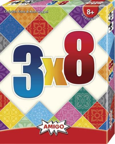( Amazon Prime & Thalia Classsic ) 3x8 Kartenspiel Freizeitspiel Kinderspielvvon Amigo
