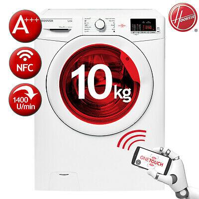 Hoover HL 14102D3-S Waschmaschine (A+++, 10kg, 14 Programme, NFC)