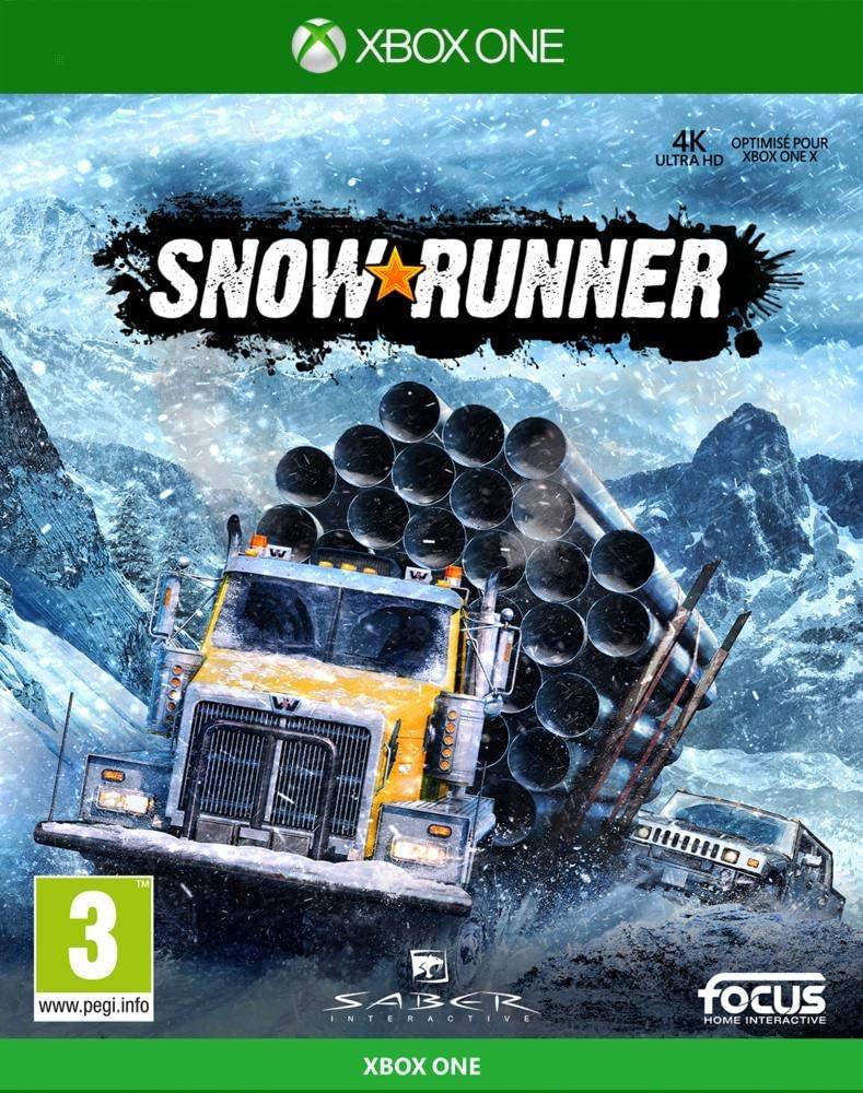 SnowRunner (Xbox One) für 38,60€ (Amazon FR)