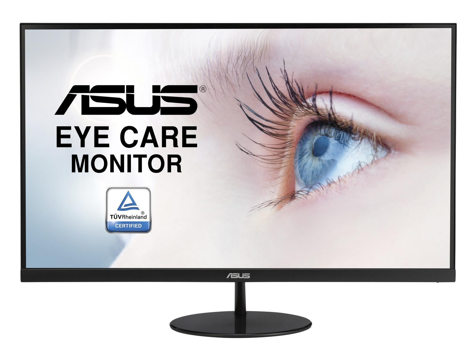 [OfficePartner] Asus VL278H Monitor 68,58cm (27 Zoll) Full HD, TN, 1ms, HDMI, VGA, Eye Care