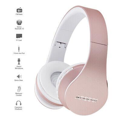 Andoer LH-811 Bluetooth Drahtlose Kopfhörer
