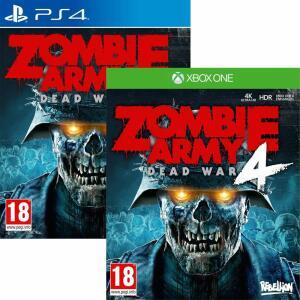 Zombie Army 4: Dead War (PS4 & Xbox One) für je 23,89€ (Fnac)