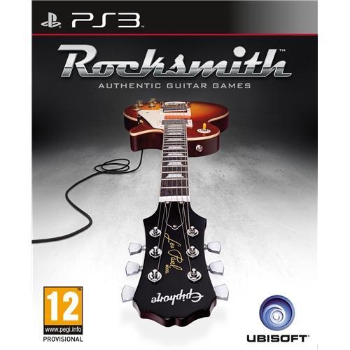 (UK) Rocksmith (Guitar Hero für Erwachsene) [PS3] für  38.49€ @ play