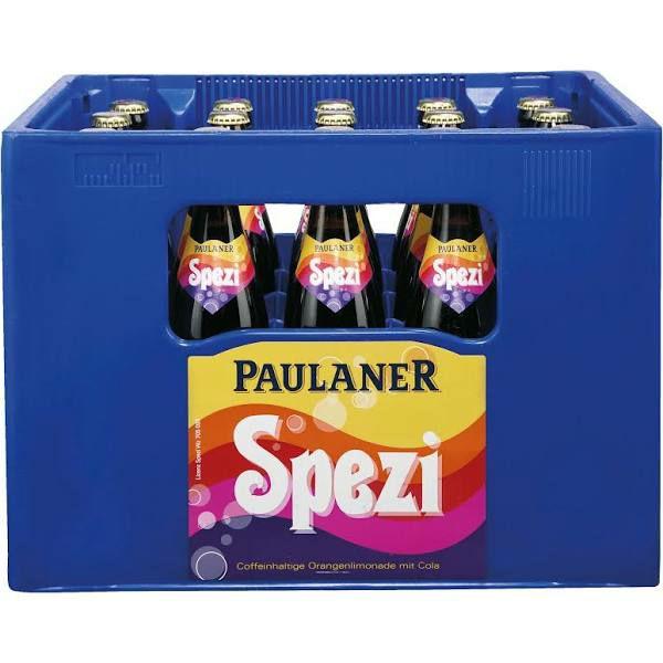 [Lokal?] Paulaner Spezi für 7.99€ bei Netto (ohne Hund)