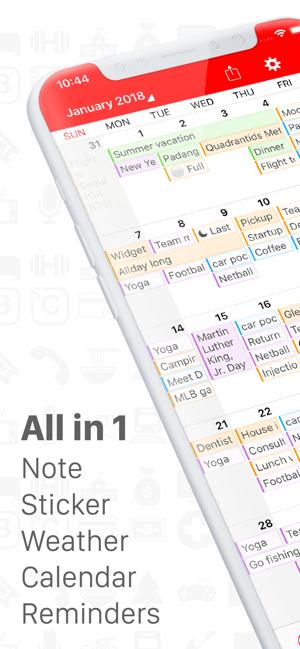 Calendar King aktuell als Freebee zum Download