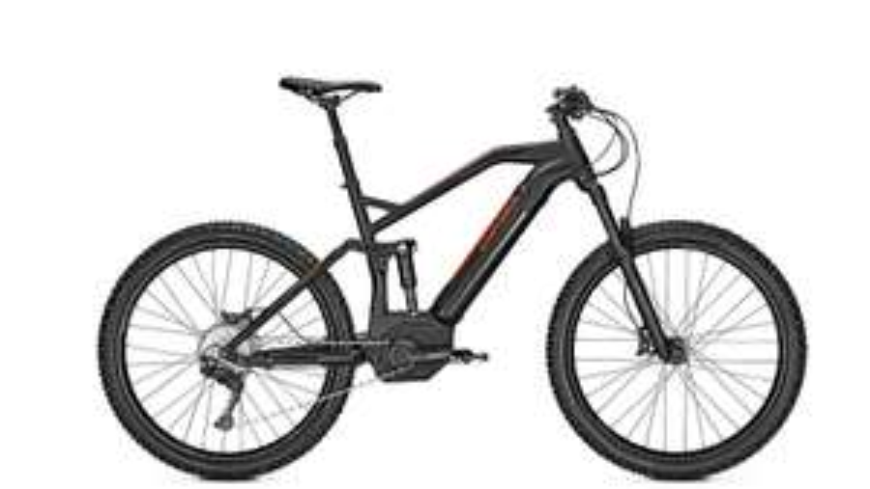 Univega E-Bike »Renegade B 4.0 Alpine«, 10 Gang Shimano Deore XT Schaltwerk, Kettenschaltung, Mittelmotor 250 W