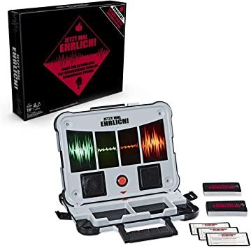 Jetzt mal ehrlich!, Partyspiel mit Lügendetektor | Amazon Prime