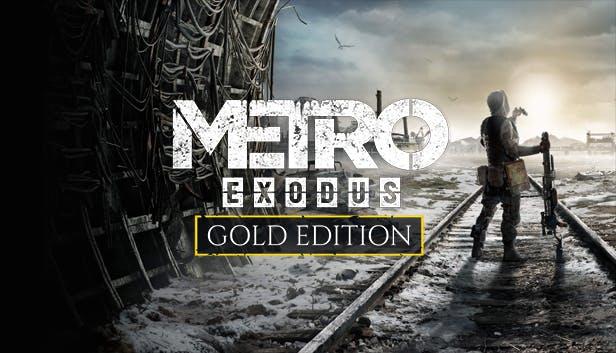 Metro Exodus Gold im Angebot ( Steam- oder Epic-Version zur Auswahl )