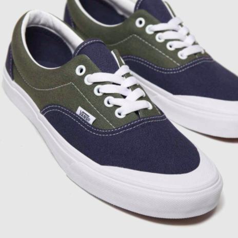 Vans Era Tc Sneaker Marineblau-grün in Gr. 40,5/42 für 34,65€ inkl. Versand
