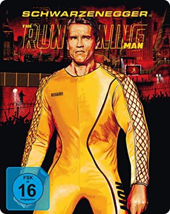 Running Man Limited Steelbook Edition (Blu-ray + Bonus-Disc) für 13,99€ (Amazon Prime)