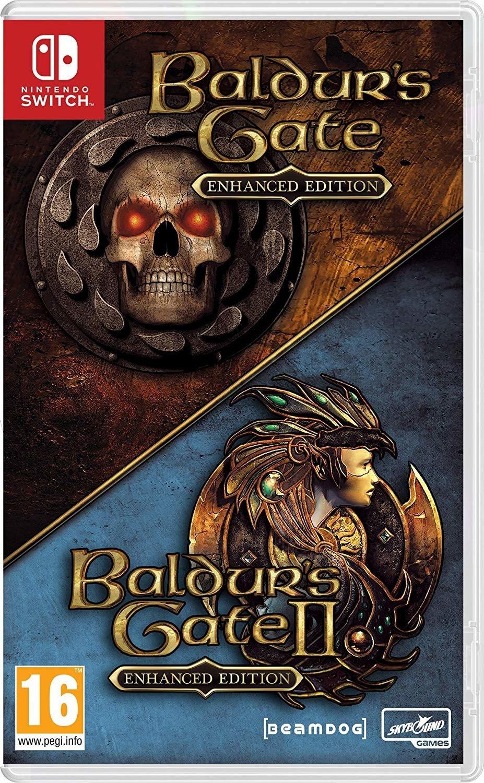 Baldur's Gate: Enhanced Edition & Baldur's Gate II: Enhanced Edition (Switch) für 24,50€ (Xbox One) für 19,99€ (Coolshop)