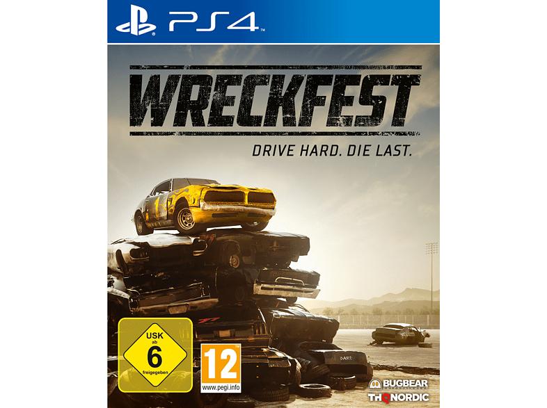 [Amazon] Wreckfest - Rennspiel - PlayStation PS 4