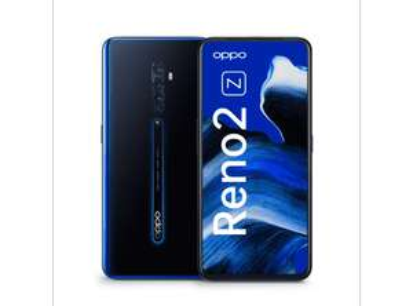 OPPO RENO 2Z, 128 GB, Luminous Black [Saturn & Mediamarkt]