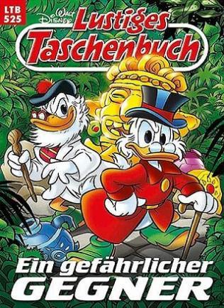 Lustiges Taschenbuch Abo (12 Ausgaben) für 93,15 € mit 55 € BestChoice-Gutschein/ 60 € Otto-Gutschein (Kein Werber nötig)