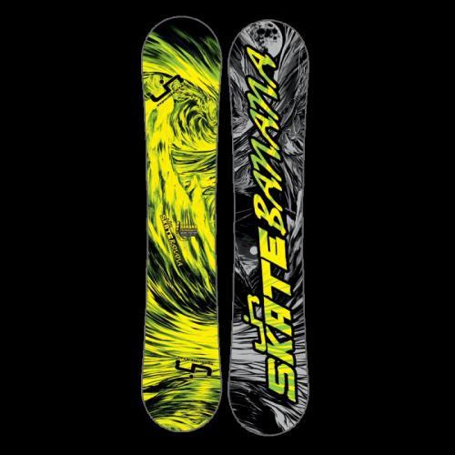 Snowboard Lib Tech Skate Banana 2013 -20%