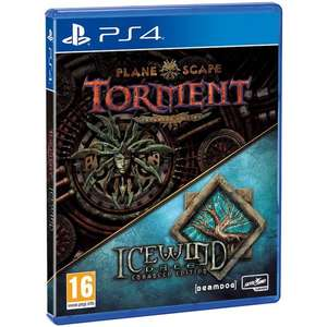 Planescape Torment & Icewind Dale Enhanced Edition (PS4/Xbox) (Coolshop)