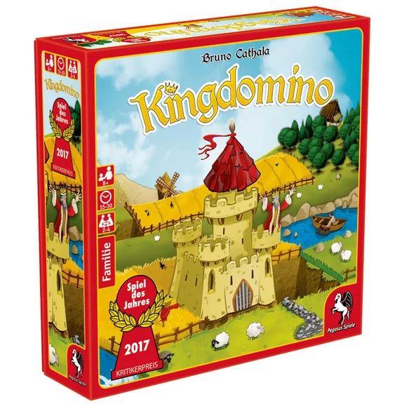 Kingdomino Brettspiel (Offline oder Filiallieferung Rossmann)
